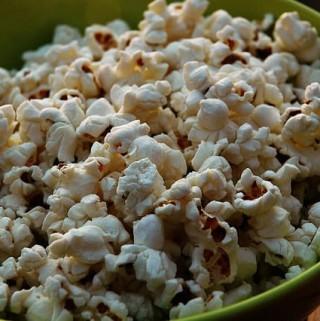 Homemade Popcorn Recipe