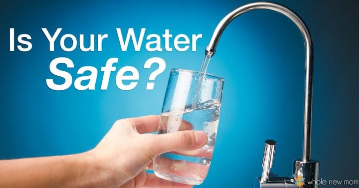 "Is tap water safe to drink? There's so much to think about regarding toxins we put in our bodies - from pesticides on food, to chemicals on our lawns, to chemicals in our personal care products, chemical ""nasties"" are everywhere. But are they even in our water?"