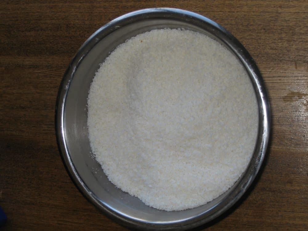 Shredded Unsweetened Coconut for Homemade Coconut Butter