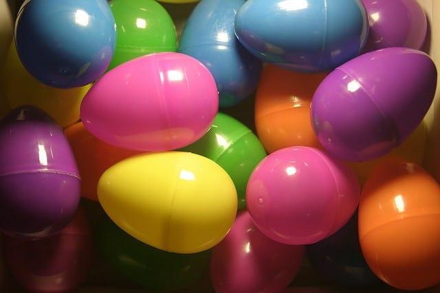 Plastic Easter Resurrection Eggs
