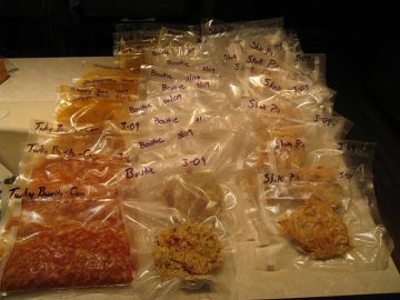 Food Storage Bags for Freezer