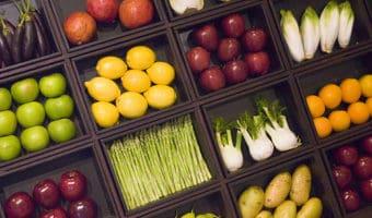 Bulk Food Storage - Fruits and Vegetables