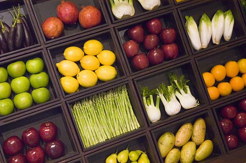Bulk Food Storage - Fruits and Vegetables