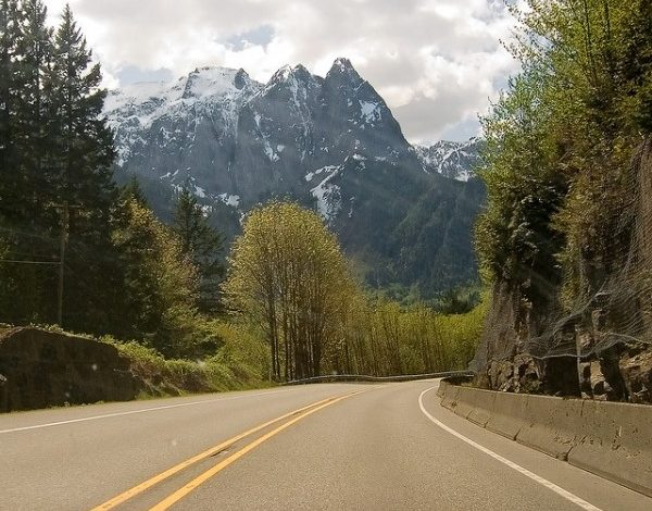 Mountain Road -Healing Autism