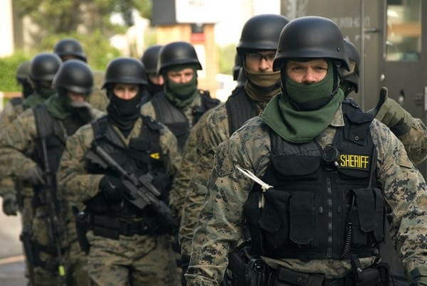 SWAT Team Raids Rawesome Raw Milk | Must See Video!!