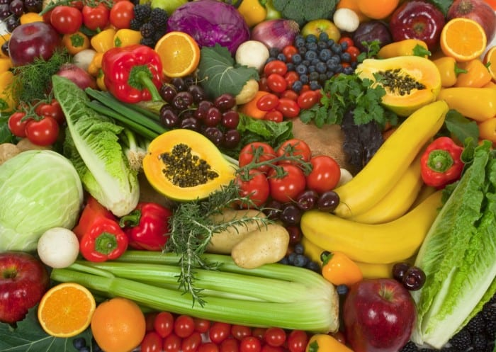Whole Foods - Fruits and Veggies