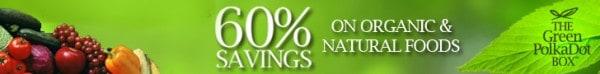 Organic & non GMO food - save money