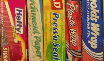 What is Plastic Wrap - Saran Plastic