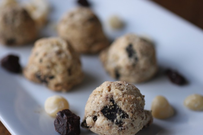 Chocolate Chip Coconut Macadamia Cookies (grain and dairy free with ...