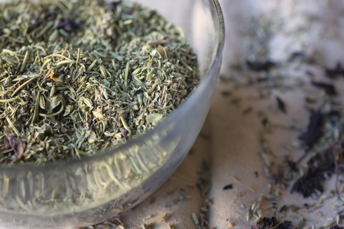 What is in herbs de provence
