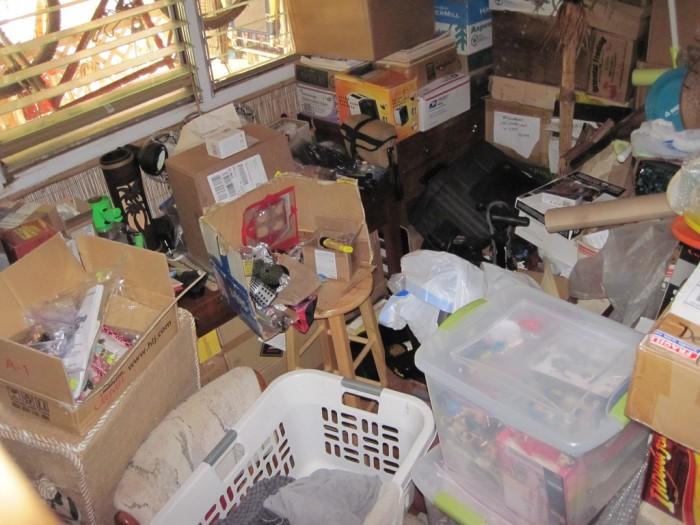 Clutter Mess Organization