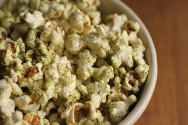 Popcorn Topping