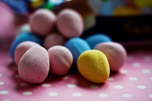 Cadbury Easter Candy Eggs