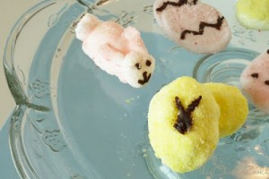 Homemade Peeps Candy