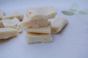 Dairy Free Coconut Fudge