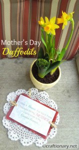 Mother's Day Flower Pot Gift Easy