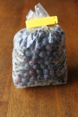 Blueberries in Bag Twixit