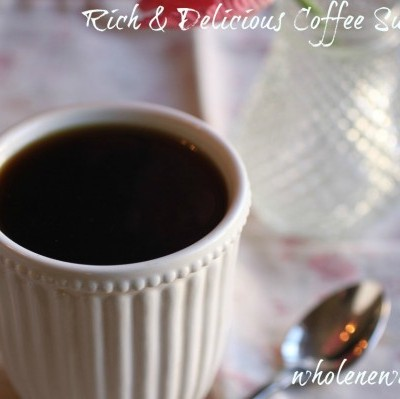 coffee substitute recipe
