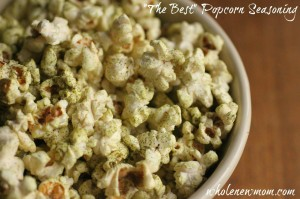 Best Popcorn Seasoning