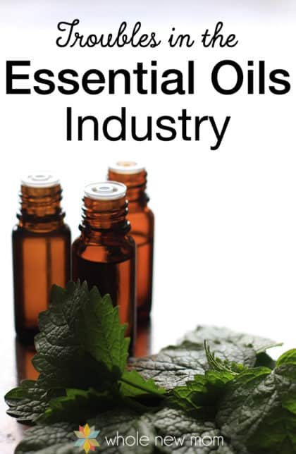 "Ever wonder how the essential oils industry works, and what makes some companies better than others? What about the ""Therapeutic Grade"" claims the MLM oils companies make? Come find out all you ever wanted to know about oils companies and more!"