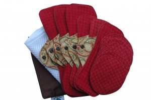 Postpartum Cloth Pads