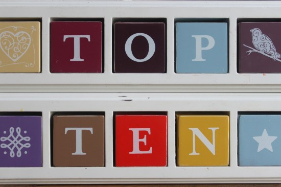 Top 10 Posts from 2012 ~ Health & Tips
