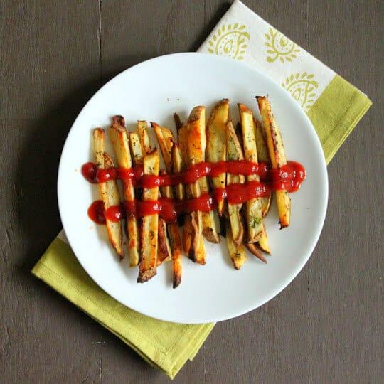 Baked Potato French Fries