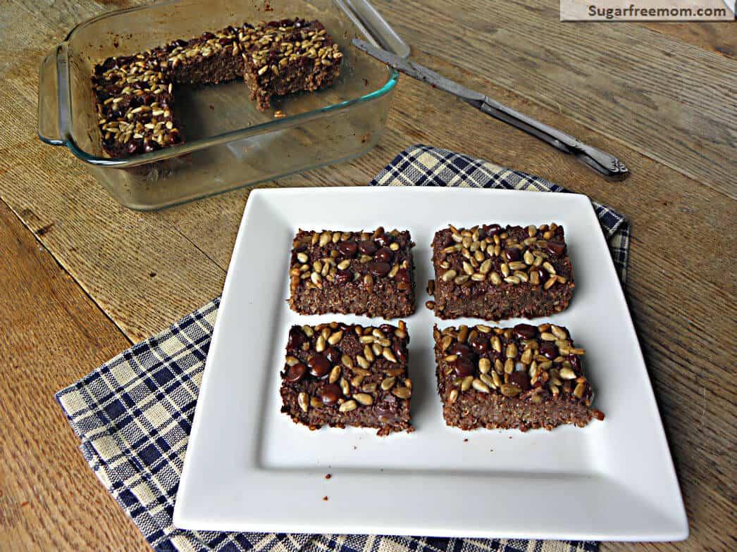 Cocoa Baked Quinoa