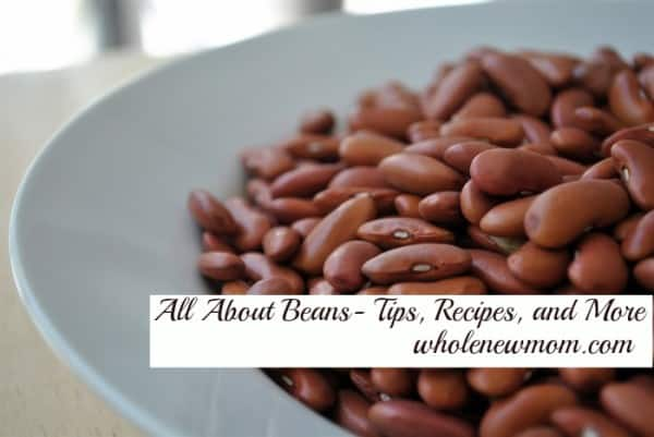 Beans Tips & Recipes Wmrk