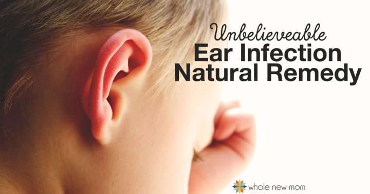 Child with an Ear Infection