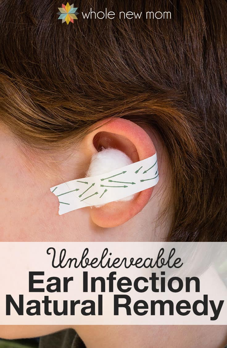 Ear infection in adults treatment home remedies