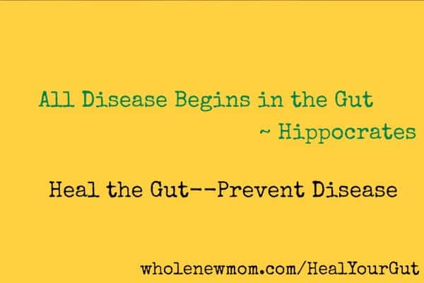 All Disease Begins in the Gut Course