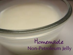 non-petroleum jelly