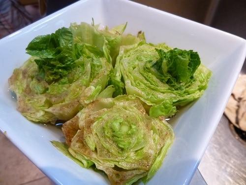 Four Lettuce Ends 500px