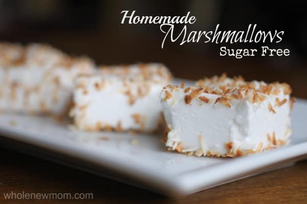 Homemade Marshmallows?