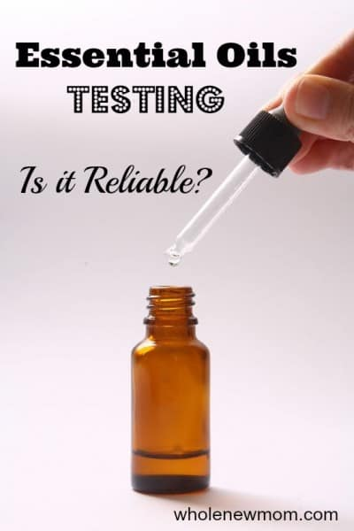 Essential Oils Testing — Is it Reliable?