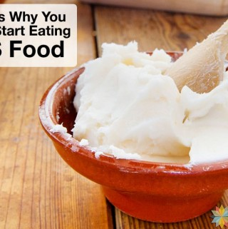 Lard. Think it's gross? It could be a superfood that you should be adding to your diet. Here are 6 Reasons to Add Lard to Your Diet.