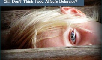 Does Food Affect Behavior? Wondering if there is any science to prove that there is? Check out this post to find out.