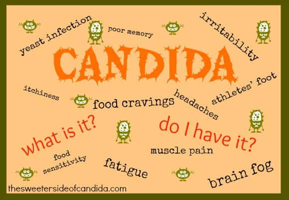 Do you have unexplained health problems? What is candida, how to know if you have it, and how to DITCH it! Candida Symptoms Explained.
