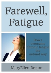 Chronic Fatigue Book - Farewell Fatigue