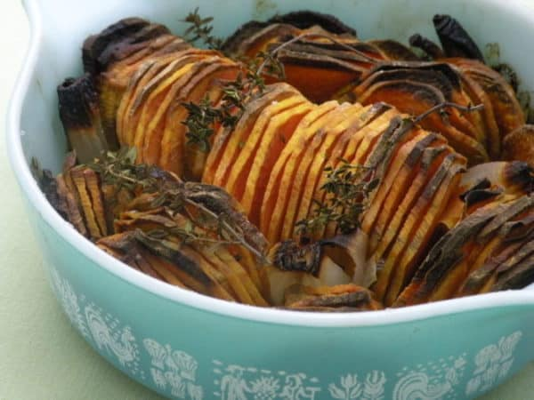 Crispy Sweet Potatoes