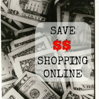Save Money Shopping Online! Find out how!