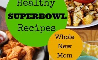 Healthy Superbowl Recipes Galore! All Gluten Free - and all with special diet options. From No Bake Cookies to Wings to Popcorn, you're covered!