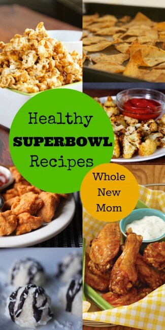 Healthy Super Bowl Recipes – gluten-free & dairy-free