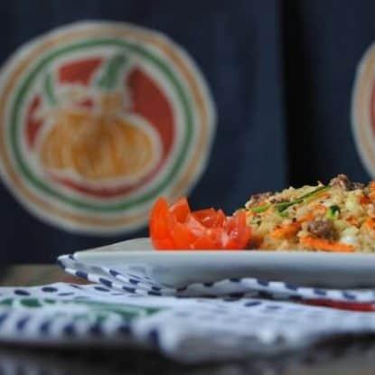 Bibimbap - Paleo Korean Fried Rice