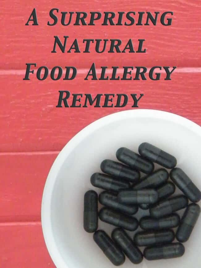 Groovy Activated Charcoal For Food Allergies Surprising Relief Short Links Chair Design For Home Short Linksinfo
