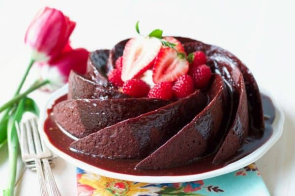Easy Grain-Free Chocolate Cake