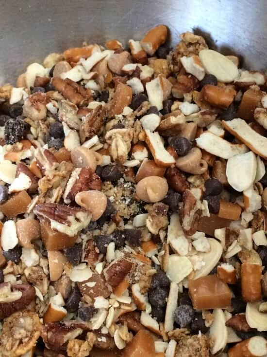 Gluten Free Chocolate Chip Cookies Mix ins