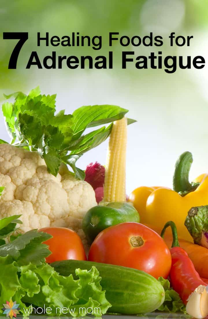Adrenal Fatigue Diet Recommendations
