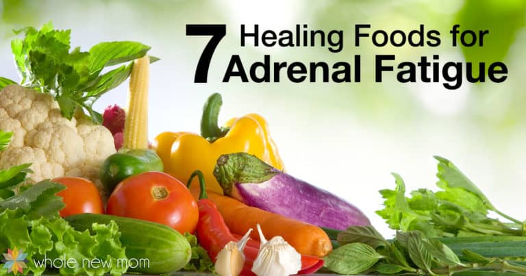 Adrenal Fatigue Diet Recommendations